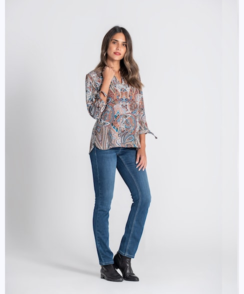 212BAL024   ACLE BLOUSE