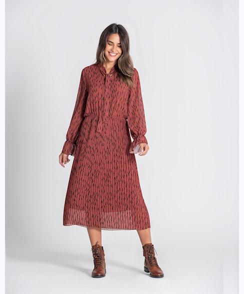 212VIR010   ELLIOT DRESS