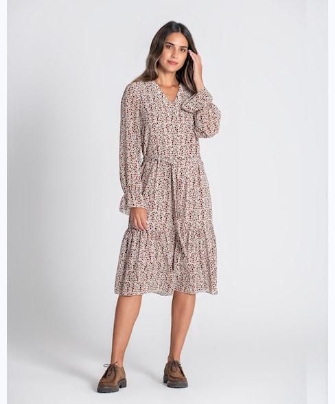 212VIR005   LIBODE DRESS