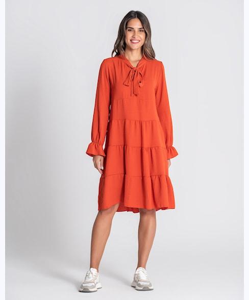 212VIR032 | SILVAIANA DRESS