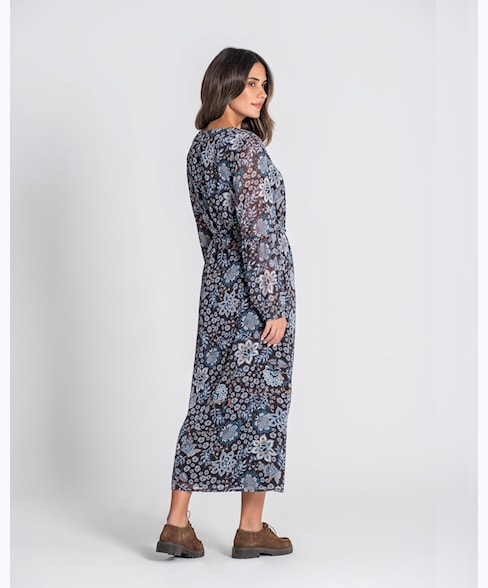 212BAL011   STALHAM DRESS